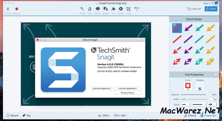 snagit free download for windows 7 with crack