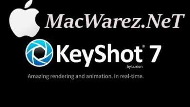 LUXION KeyShot PRO 7.2 Mac Crack Download