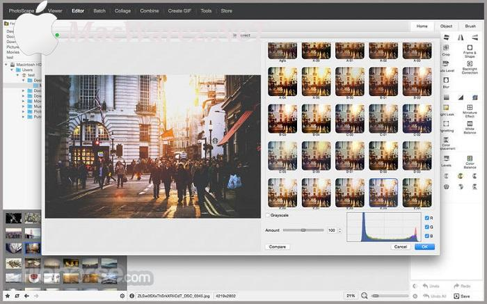 Photoscape 2.7 Mac Full Version