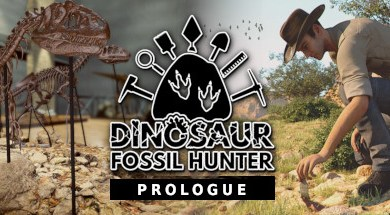Dinosaur Fossil Hunter Prologue Free Download PC Game