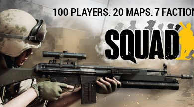 Squad MAC Download Torrent Game! (MacBook / OS X)