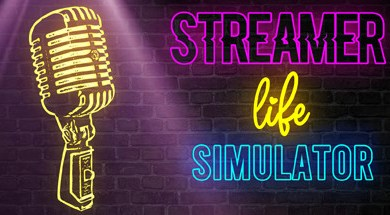 Streamer Life Simulator MAC Download Free Game