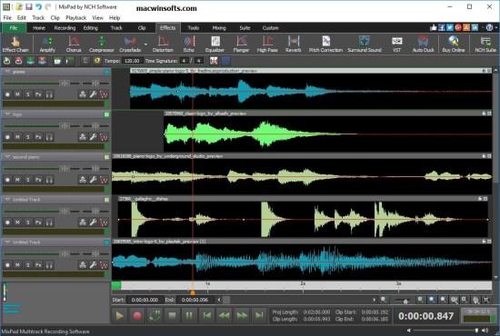 Mixpad 2021 Crackd