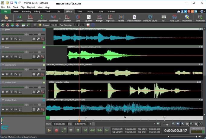 Mixpad 5.11 Crack