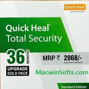 Quick Heal Total Security Crack 2022