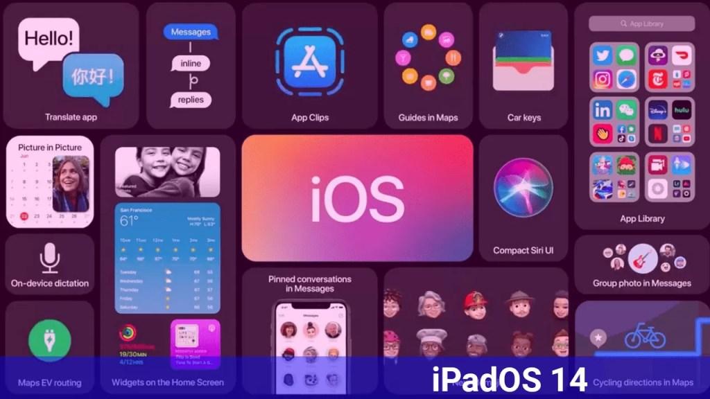 install the iOS 14