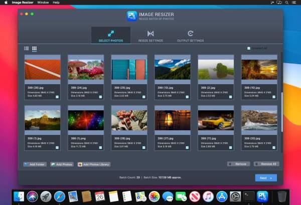 Image Resizer - Resize Photos 2.1 скачать | macOS