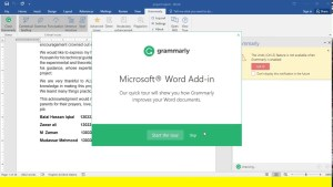 Grammarly for MS Office 6.8.261 Crack Full Serial Version Latest