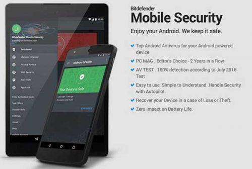 Bitdefender Mobile Security 3.3.112.1502 Crack + Serial Keygen 2020
