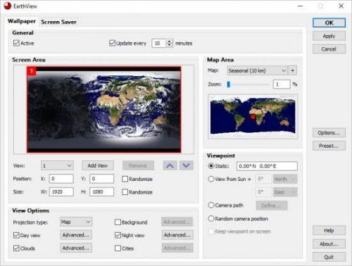 EarthView 6.4.11 Crack Full Version + License Key 2020