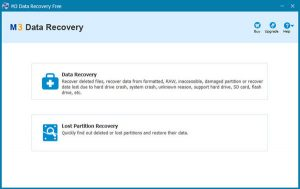 M3 Data Recovery 6.8 Crack with Activation Code Free {Windows+Mac}