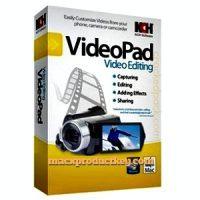VideoPad Video Editor 10.48 Crack + Registration Code [Latest] 2021