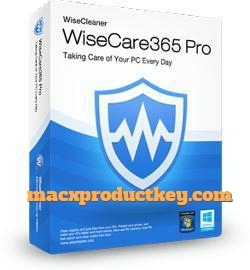 Wise Care 365 Pro 5.5.8 Crack + Key Free Download for Windows Lifetime