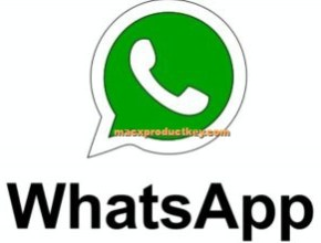 WhatsApp for Windows 0.3.3793 Crack Full Patch Free 2019 [Mac+Win]