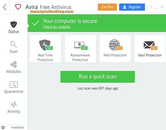 Avira Antivirus Security 2019 License File + Crack Updated Version