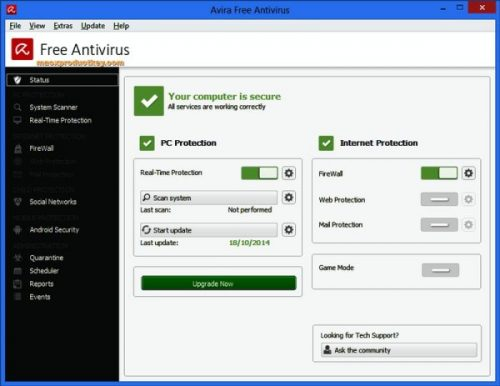 Avira Internet Security 15.0.2008.1934 License File + Crack Updated Version