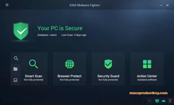 IObit Malware Fighter Pro 7.1.0 Crack Full Version + Portable Free Here!