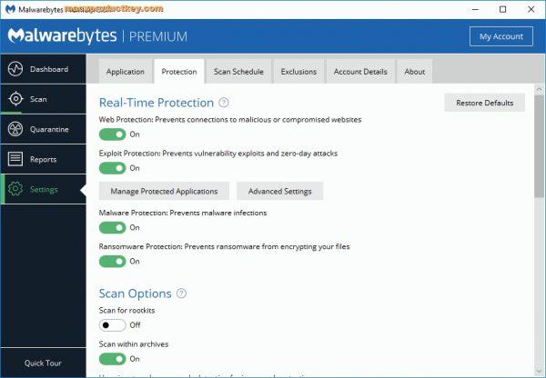 Malwarebytes 3.8.3.2965 Build 11744 Crack + License Key [Premium]