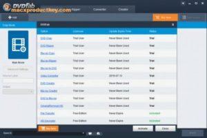 DVDFab Crack 12.0.3.9 With Keygen Download (All in One) Latest Version