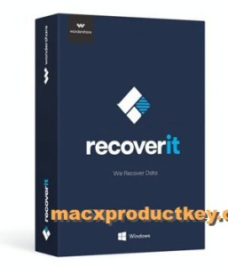 Wondershare Recoverit 8.1.2.8 Crack + Registration Key 2019 [FREE]