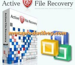 Active File Recovery 20.0.0 Crack + Free License Key Download 2020