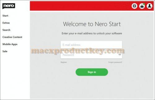Nero Platinum 21.0.02600 Download (2020 Latest) Crack & Serial Key Full