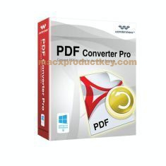 Wondershare PDF Converter Pro 5.1.0.126 Crack + Patch Full Version