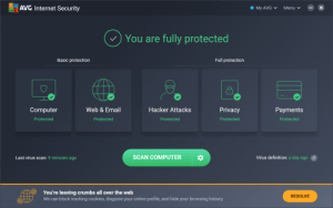 AVG Internet Security Crack 2021 21.6.3189 Key + Registration Code