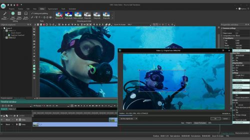 VSDC Video Editor Pro 6.5.2.204 Crack & Product Keygen 2020 Free