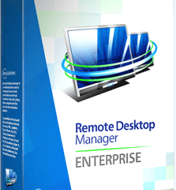 Remote Desktop Manager Enterprise 2020.3.28.0 Crack & Keygen Free
