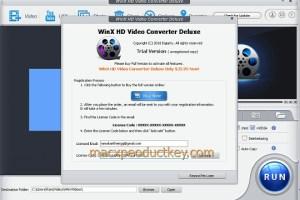 WinX HD Video Converter Deluxe 5.16.4 Crack + License Key 2021 Latest