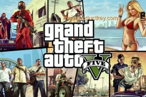 GTA 5 Crack 3DM + Full PC Game Download Free Latest - all pc software