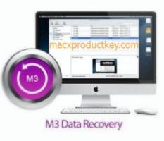 M3 Data Recovery 6.8 Crack + License key Full Torrent 2021 (Win/Mac)