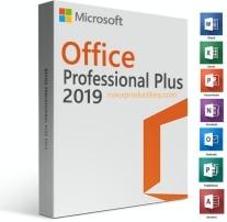 Microsoft Office Professional Plus 2019 Product Key (Full Version) Crack