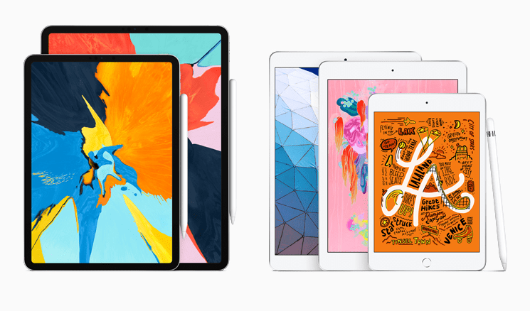 Apple er klar med ny iPad Air og iPad mini