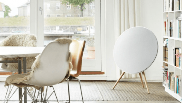 BeoPlay A9 til din iPhone eller Mac