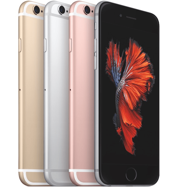 Apple erkender batteri-fejl på iPhone 6S