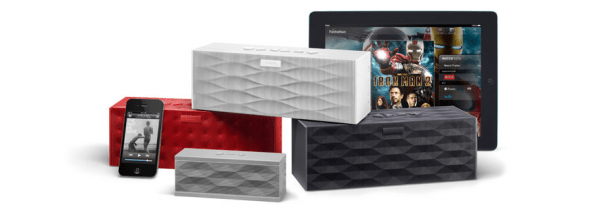 Software-opdatering til Jawbones Jambox giver 3-dimensionel lyd