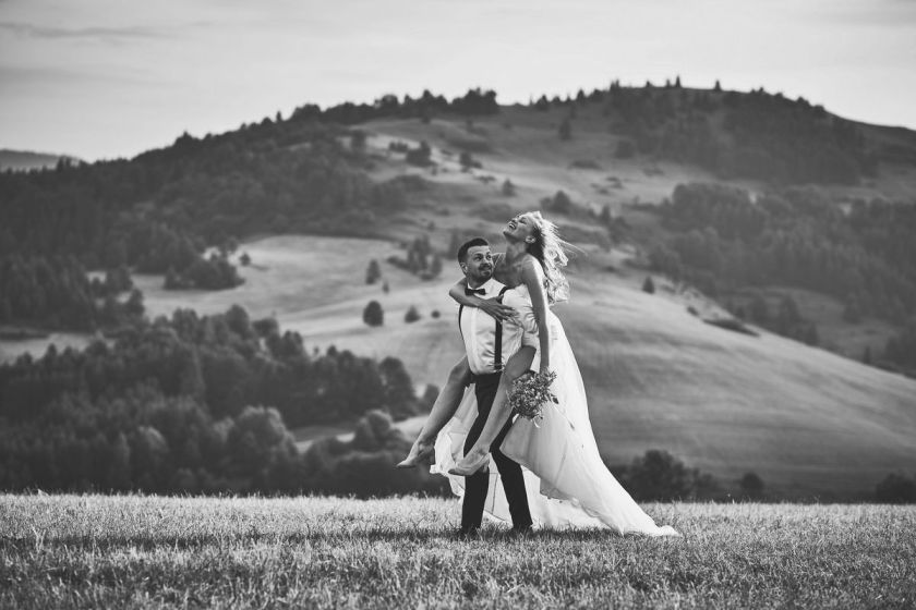 Ania & Tomek - plener w Pieninach 29