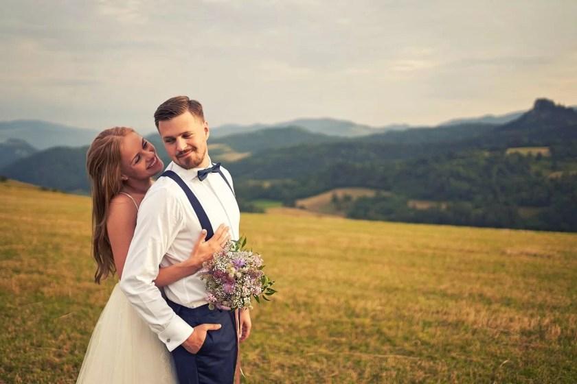 Ania & Tomek - plener w Pieninach 31