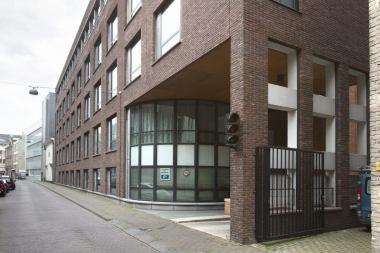 Gevel Hoge Nieuwstraat zijde