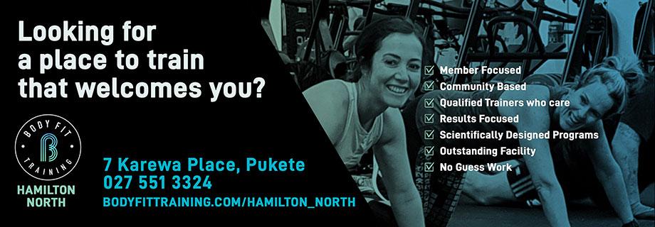 Body Fit Training Hamilton North Pukete Creative