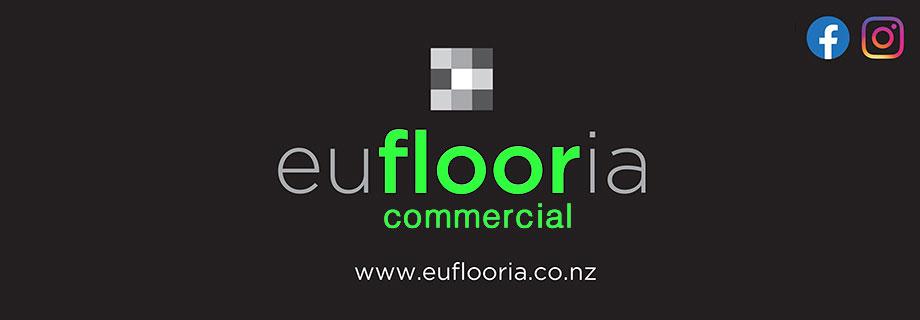 Pukete Board creative. euflooria Commercial. www.euflooria.co.nz