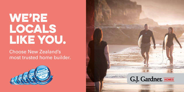Hobson Board Creative. We're Locals like you. Choose New Zealand's most trusted home builder. G.J. Gardner Homes