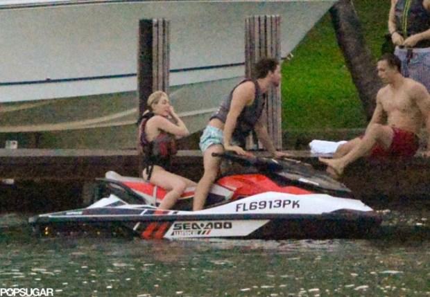 Miley-Cyrus-Patrick-Schwarzenegger-Jet-Skiing-Pictures-2