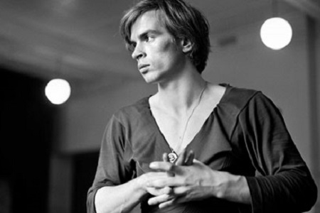 Rudolph Nureyev, photographed in 1964 by Jane Bown