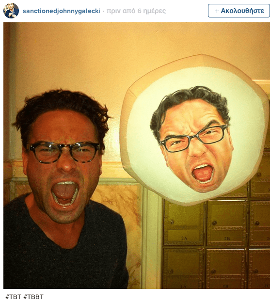Here s How The Big Bang Theory Cast Keeps Busy  An Insta Recap   The Big Bang Theory   CBS.com