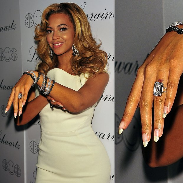 Beyoncé-opted-tattoo-instead-ring-when-she-Jay-Z-got