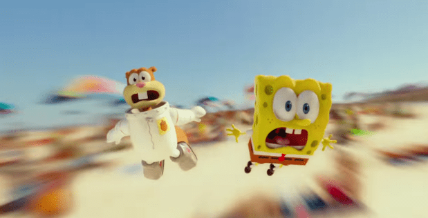 The SpongeBo Sponge Out of Water   Official Trailer  1   In Theaters February 6   YouTube