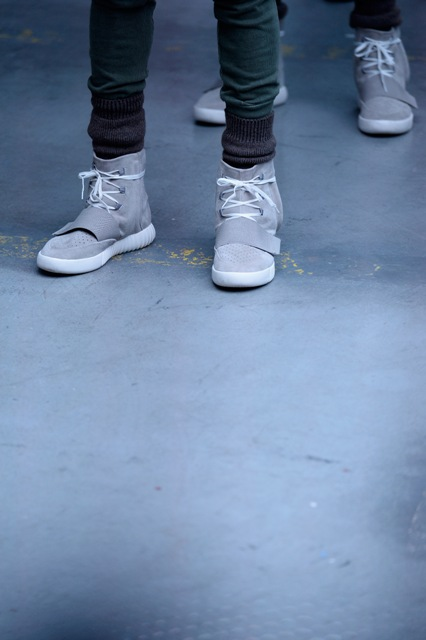 adidas Originals x Kanye West YEEZY SEASON 1 - Runway (2)